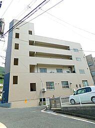 福岡県北九州市小倉北区黒原3丁目の賃貸マンションの外観