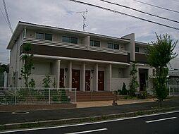 ガーデンハウスYH[1階]の外観