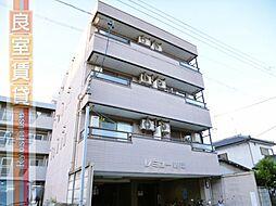 愛知県名古屋市瑞穂区洲山町1丁目の賃貸マンションの外観