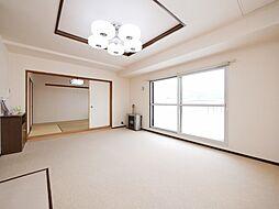 北海道札幌市中央区南八条西23の賃貸マンションの外観