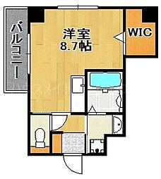 平尾5丁目BLD[2階]の間取り