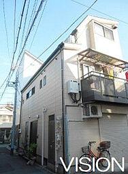 東京都荒川区南千住7丁目の賃貸アパートの外観
