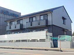 宮崎県宮崎市大字郡司分の賃貸アパートの外観