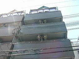 大阪府大阪市港区夕凪2の賃貸マンションの外観