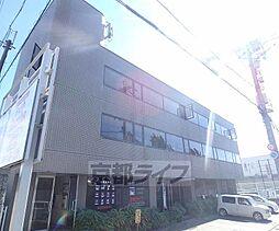 京都府京都市伏見区羽束師古川町の賃貸マンションの外観