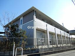 JR東海道・山陽本線 明石駅 バス8分 西河原下車 徒歩6分の賃貸アパート
