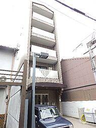 京都府京都市下京区丸屋町の賃貸マンションの外観