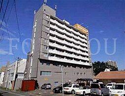 北海道札幌市白石区南郷通2丁目南の賃貸マンションの外観