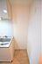 キッチン,1K,面積25.96m2,賃料6.0万円,JR仙石線 小鶴新田駅 徒歩5分,JR東北本線 東仙台駅 徒歩26分,宮城県仙台市宮城野区新田東3丁目