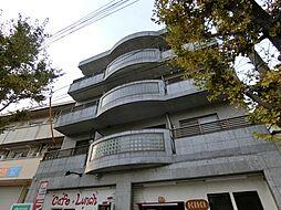 グランディール茨木[4階]の外観