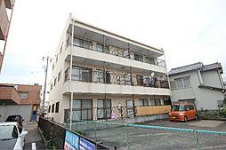 愛知県名古屋市港区小碓4の賃貸マンションの外観