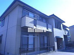 VALUGE勝川 A棟[2階]の外観