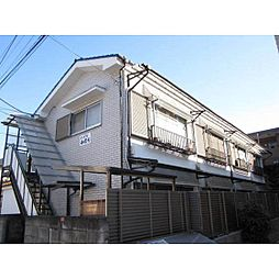 東京都杉並区高井戸東4丁目の賃貸アパートの外観