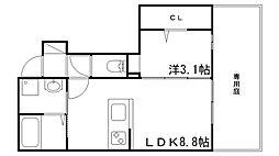 西飾磨駅 6.0万円