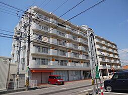 グランメール勝田[4階]の外観