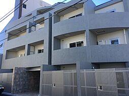 B CITY APARTMENT SHINJYUKU NW[206号室号室]の外観