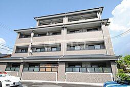 京都府京都市左京区岩倉北池田町の賃貸マンションの外観