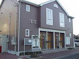 グランドール壱番館[1階]の外観