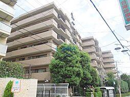 神奈川県横浜市鶴見区東寺尾5丁目の賃貸マンションの外観