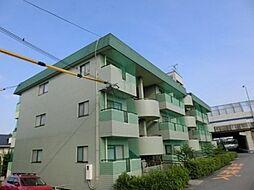 第9摂津グリーンハイツ[305号室]の外観