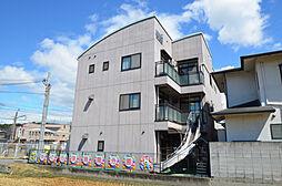 兵庫県姫路市飾磨区英賀保駅前町の賃貸マンションの外観
