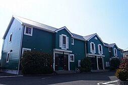 香川県観音寺市南町1丁目の賃貸アパートの外観