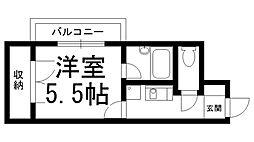 エフォルトII[0303号室]の間取り