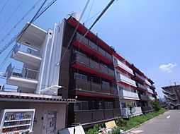 ヴィラナリー富田林1号棟[4階]の外観