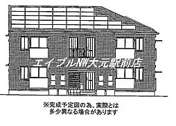 D Maison 津島[2階]の外観