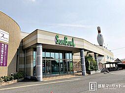 愛知県岡崎市洞町字的場の賃貸アパートの外観