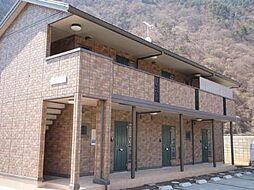 長野県長野市大字西長野新諏訪町の賃貸アパートの外観