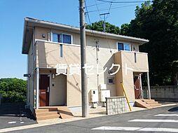 [テラスハウス] 千葉県松戸市和名ケ谷 の賃貸【/】の外観