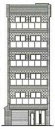 沢之町1丁目マンション[4階]の外観