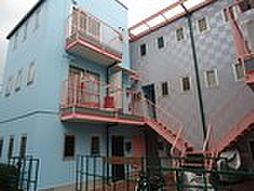 マンションナカムラ[2階]の外観