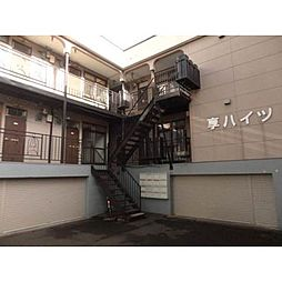 享ハイツ[2階]の外観