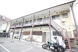 神奈川県横浜市金沢区釜利谷東6丁目の賃貸アパートの外観