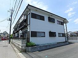 植竹ハイツ[2階]の外観