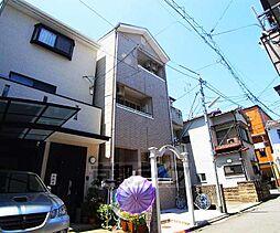 京都府京都市下京区西七条西八反田町の賃貸アパートの外観