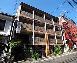 京都府京都市中京区金吹町の賃貸マンションの外観