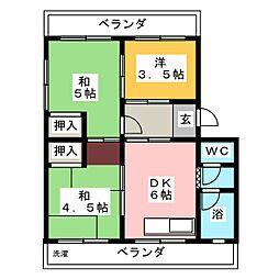 男川駅 4.2万円
