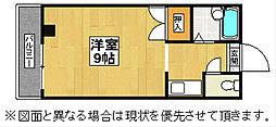 井上ビル[4階]の間取り