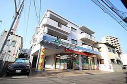 広島県安芸郡府中町浜田本町の賃貸マンションの外観