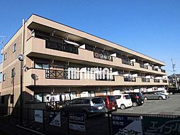 BELL COURT AWANO[3階]の外観