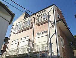 神奈川県横浜市鶴見区寺谷1の賃貸アパートの外観