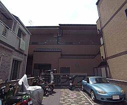 京都府京都市中京区壬生高樋町の賃貸アパートの外観