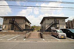 福岡県北九州市八幡西区八枝5丁目の賃貸アパートの外観