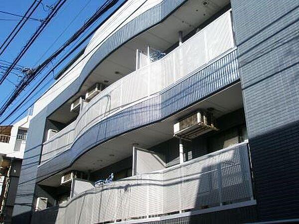 東京都中野区東中野1丁目の賃貸マンション