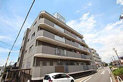 愛知県名古屋市中川区打出2の賃貸マンションの外観