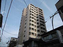 レジュールアッシュ天王寺堂ヶ芝[11階]の外観