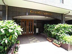 グランディール墨田[4階]の外観